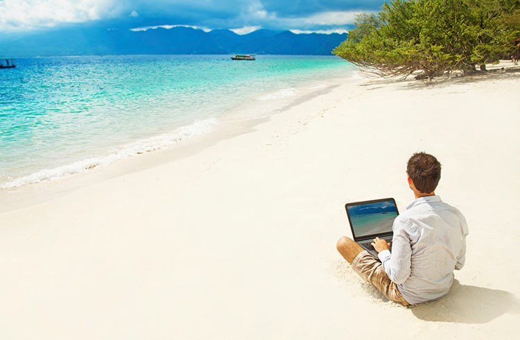 How to Travel and Work from Anywhere in the World
