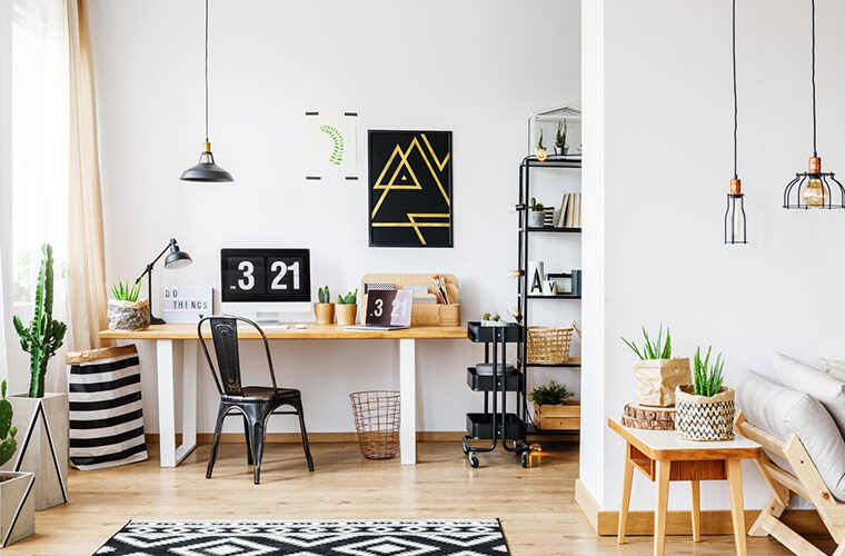 How To Make Your Home Working Space As Comfortable As Possible
