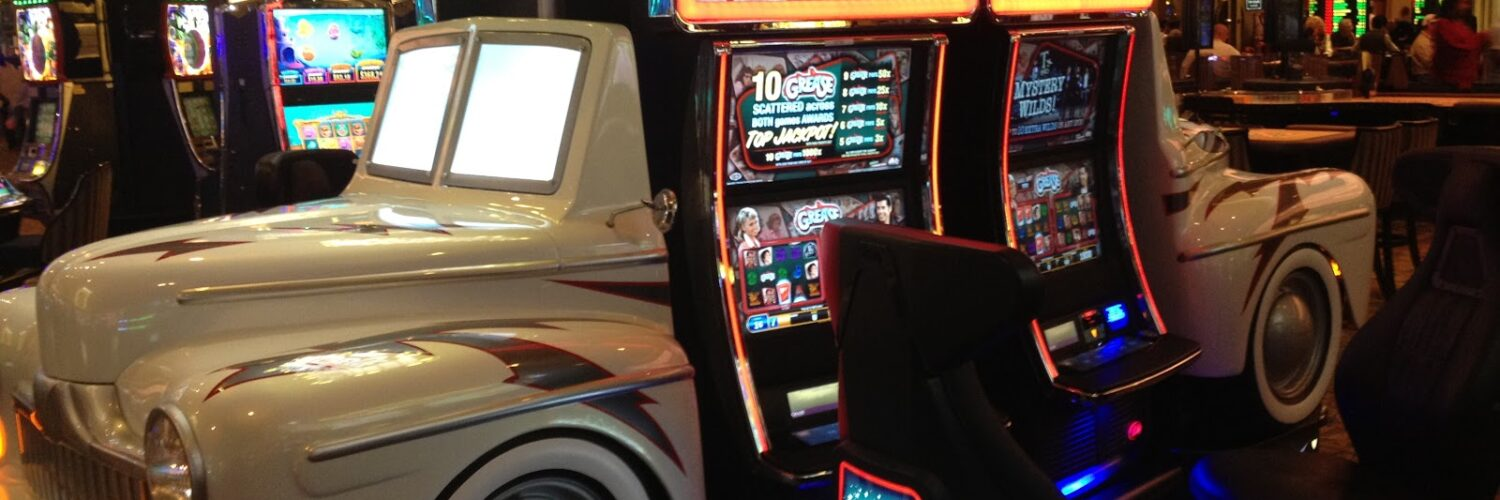 Best Action Themed Slots
